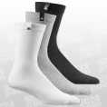 Performance Label Crew Thin Socks 3Pack