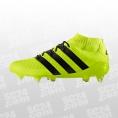 adidas ACE 16.1 Primeknit SG gelb/schwarz Größe 40
