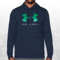 Rival Fitted Graphic Fleece Hoodie