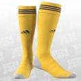 adidas Adisock 18 gelb/schwarz Größe 46-48