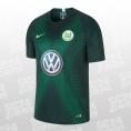 VfL Wolfsburg Home Jersey 2018/2019