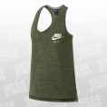 New Gym Vintage Tank Women