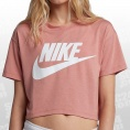Essential Top Crop SS Women