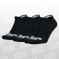 SB No-Show Socks 3PPK