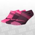 Performance Lightweight Footie Socks 3PPK Women