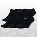 Performance Lightweight No-Show Socks 6PPK Women