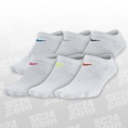 Performance Lightweight No-Show Socks 6PPK Women