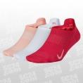 Everyday Plus Lightweight No-Show Socks 3PPK Women