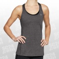 HeatGear Armour Racer Tanktop Women