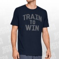 Train To Win SS Tee