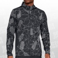 Outrun The Storm Printed Jacket