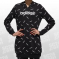 All Over Print Hoody Women