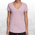ID Winners V- Neck Tee Women