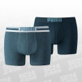 Placed Logo Boxer 2er Pack