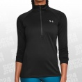 Tech 1/2 Zip Solid LS Women