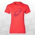 Graphic Silver SS Top Women