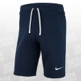 Team Club 19 Fleece Short