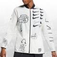 Nathan Bell Run Print Jacket