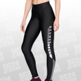 Graphic Compression Legging Women