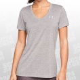 Twist Tech V-Neck SS Tee Women