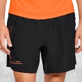 Speed Stride Graphic 7 Inch Woven Short