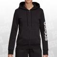 Essentials Linear FZ Fleece Hoody Women