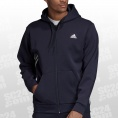 Must Haves 3 Stripes Fullzip Hoodie