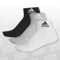 Light Ankle Socks 3Pack