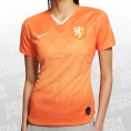 Niederlande 2019 Stadium Home Jersey Woman