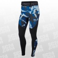 Pro Forest Camo Tight Women