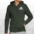 Sport ID Full-Zip Hooded Jacket Cotton