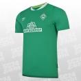 Werder Bremen Home SS Jersey 2019/2020