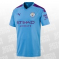 Manchester City Replica Home Jersey 2019/2020