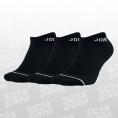 Jordan Everyday Max Cushioned No Show Socks 3PPK