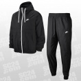 Hooded Woven Tracksuit