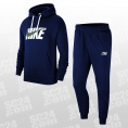Sportswear Graphic Fleece Track Suit