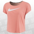 Swoosh Run Top SS Women