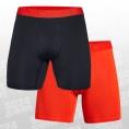 Tech Mesh Boxerjock 6 Inch 2-Pack