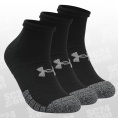 HeatGear Lo Cut Socks 3er-Pack