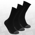 HeatGear Crew Socks 3er-Pack