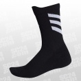 Alphaskin Crew Lightweight Cushioning Socks