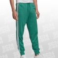 Essentials 3 Stripes Tapered Pant FT Cuffed