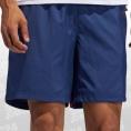 adidas Own The Run Shorts blau/rot Größe XXL