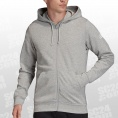 Must Haves Plain Fullzip Hoodie