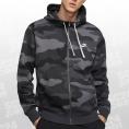 Sportswear Camo FZ Fleece Club Hoodie