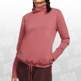 Yoga Funnel-Neck Top Women