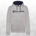 Hooded Logo Fleece Sweatshirt
