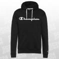 Hooded Logo Fleece Sweatshirt