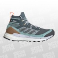 Terrex Free Hiker Boost Blue