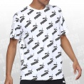 Amplified Allover-Print Tee